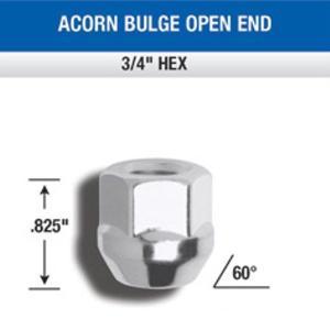 Gorilla Automotive Products(ゴリラオートモーティブ) ホイールナット 12x1.5 オープン 40038|garage-daiban