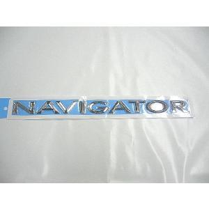 Ford Motor Company(フォード) エンブレム,NAVIGATOR,リア ゲート|garage-daiban