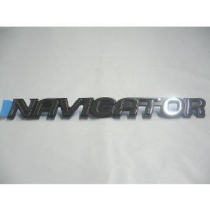 Ford Motor Company(フォード) エンブレム,NAVIGATOR,リア ゲート F85Z-7842528-BA|garage-daiban