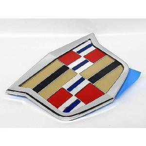 General Motors(ジェネラルモーターズ) エンブレム,Cadillac,クレスト グリル 25759438|garage-daiban