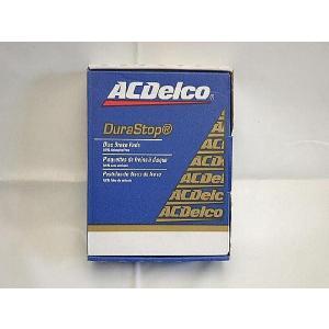 ACDelco(ACデルコ) ブレーキ パッド,フロント 17D1056C garage-daiban