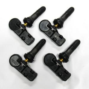 OE TPMS 空気圧センサー 4pc 07y- エスカレード タホ サバーバン ユーコン アバランチ シルバラード シエラ|garage-daiban