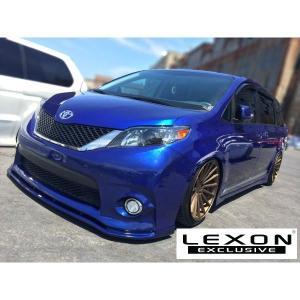 LEXON Exclusive フロント リップ スポイラー,Unpainted G5C00031|garage-daiban