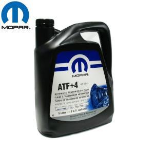 MOPAR(モパー) オートマチックトランスミッションフルード ATF+4 5L 68218058AA|garage-daiban