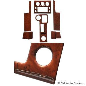 California Custom USA(カリフォルニアカスタム) ダッシュパネル トヨタ FJ クルーザー用|garage-daiban