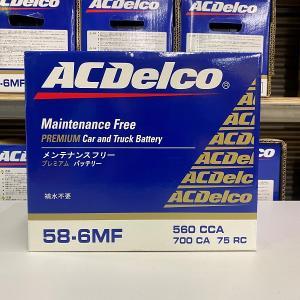 ACDelco(ACデルコ) バッテリー 58-6MF|garage-daiban