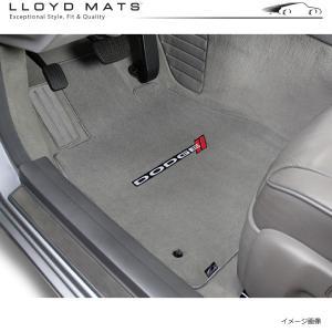 LLOYD(ロイド) フロア マット 4pc セット for ダッジ チャレンジャー|garage-daiban