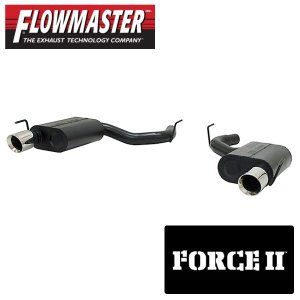FLOWMASTER Force II Axle-Back エキゾースト キット 817681 garage-daiban