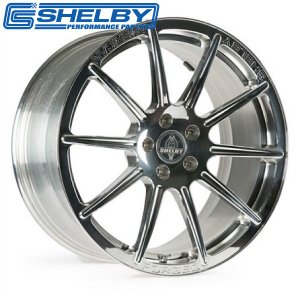 Shelby American(シェルビー) ホイール Venice Forged 20インチ 4本セット AF2014|garage-daiban