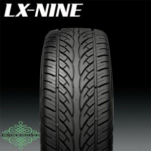 LEXANI(レクサーニ) タイヤ LX NINE 295/25R22|garage-daiban