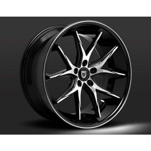 LEXANI(レクサーニ) ホイール R-TWELVE 22インチ タイヤ付 4本セット|garage-daiban