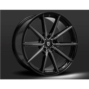 LEXANI(レクサーニ) ホイール CSS-10 22インチ タイヤ付 4本セット|garage-daiban