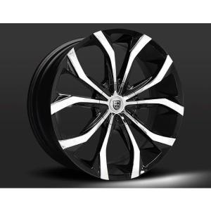 LEXANI(レクサーニ) ホイール LUST 24インチ タイヤ付 4本セット|garage-daiban