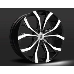 LEXANI(レクサーニ) ホイール LUST 26インチ タイヤ付 4本セット|garage-daiban