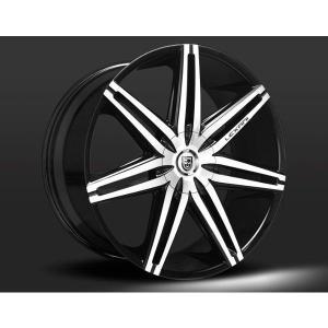LEXANI(レクサーニ) ホイール JOHNSON II 26インチ タイヤ付 4本セット|garage-daiban