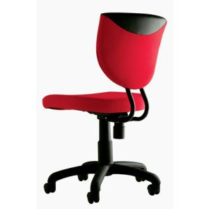 Garage ECシリーズ 赤 事務椅子/デスクチェア garage-murabi