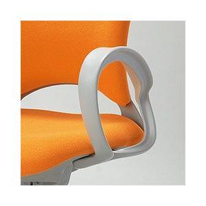 腰痛防止の事務椅子 ループ肘 Garage chair ocOA チェア 送料無料|garage-murabi