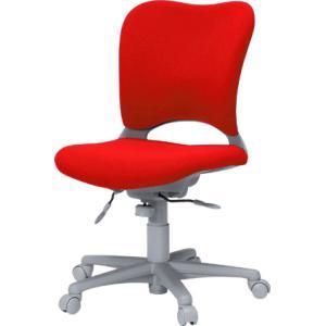 腰痛対策事務椅子 イスGarage(ガラージ) ハイバック事務イス カーペット床仕様 赤 Garage chair oc 送料無料|garage-murabi