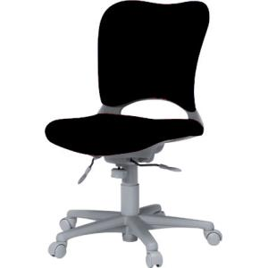 腰痛対策事務椅子 イスGarage(ガラージ) ハイバック事務イス カーペット床仕様 黒 Garage chair oc 送料無料|garage-murabi