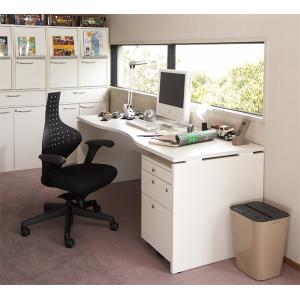 デスク AF-187MH オフィス家具 Garage ホワイトおしゃれなデスク パソコンデスク M形タイプ 1800 700 代引き決済可能