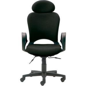 GARAGE ■売れ筋黒色  腰痛対策の椅子 パソコンチェア ナイロンキャスター Extraハイバック ループ肘  納期2W|garage-murabi