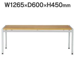 応接セット用 センターテーブル W1265×D600×H450mm CT-600 OAK オーク 送料無料 garage-murabi