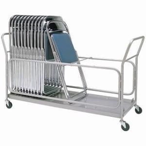 折りたたみイス用台車 CW-30L 折畳み椅子台車 送料無料|garage-murabi