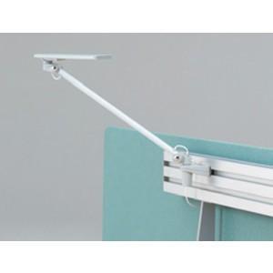 オカムラ swift 昇降デスク用 オプション LEDタスクライト ビーム取付タイプ DD67LB-Z750|garage-murabi