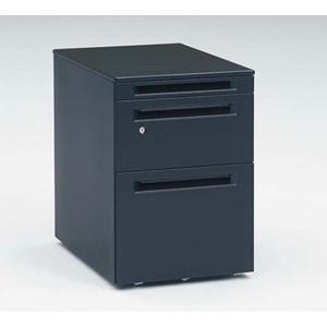 オカムラ swift 昇降デスク用 オプション 専用ワゴン DNC3AA フロント把手|garage-murabi