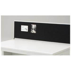 LEED デスクトップパネル W1200 LE-123P-R ホワイトW4デスク用 送料無料|garage-murabi