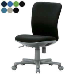 AICO 事務椅子 ローバック肘なしタイプ デスク OAチェア OA-1105 座W465 H875〜 4台以上更にお安く 送料無料|garage-murabi