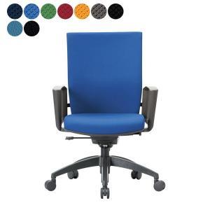 【事業所様お届け 限定商品】 事務椅子 ミドルバック サークル肘付きタイプ デスクチェア OS-2235SJ W640×H930〜 2台以上で更にお安く|garage-murabi