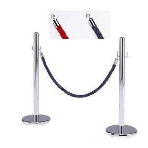 ガイドポール ロープパーティション RP-M セット ステンレス 送料無料|garage-murabi