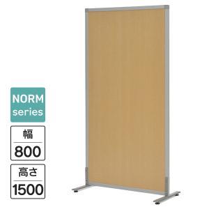 シンプルスクリーン ナチュラル W800 SHSCR-NAAJ アジャスター仕様 パーティション 送料無料|garage-murabi
