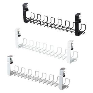ワイヤーケーブルトレー 配線用品 配線収納 配線 隠し 整理 収納 便利 ケーブル収納 Lサイズ G...