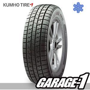 195/80R15 クムホ(KUMHO) KW21 新品 スタッドレスタイヤ 2013年製 garage1-shop