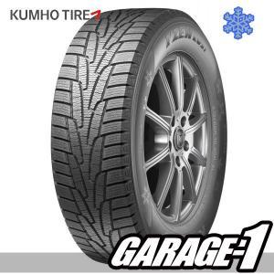 185/60R15 クムホ(KUMHO) KW31 新品 スタッドレスタイヤ 2012年製 garage1-shop