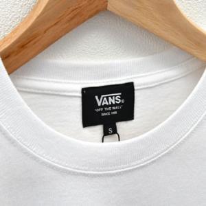 メール便 バンズ Tシャツ メンズ VANS OTW LOGO S/S T-SHIRTS 半袖 OFF THE WALL ヴァンズ MT02A|garagebase|03