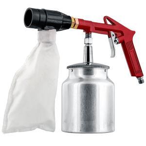 回収可能なタンク式 スポットサンドブラスターガン(ブラスト) D003|garagecom