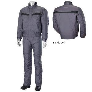 ナンカイ SDW-848 オールラウンド・ウォータープルーフスーツ SDW848 防寒 防水 ウインタージャケット|garager30