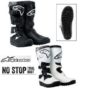 アルパインスターズ NO STOP TRIAL ノーストップトライアルブーツ|garager30