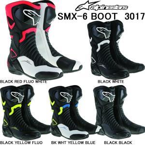アルパインスターズ S-MX6 BOOT 3017 レーシングブーツ SMX6|garager30