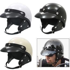 イージーライダース  ポリスタイプヘルメット ハーフヘルメット アメリカン|garager30