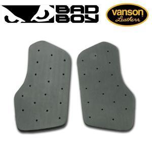 BADBOY VANSON 胸部プロテクター ソフト チェスト ブラック バッドボーイ バンソン|garager30