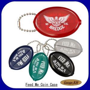 ブレッジ(BREDGE) Feed Me Coin Case コインケース|garager30