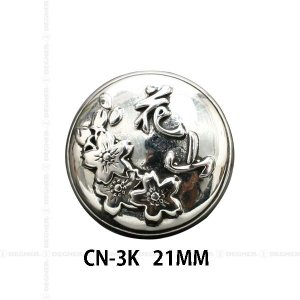 CN-3K 花山シルバーコンチョ925 S|garager30