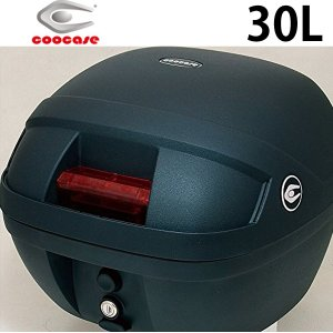 COOCASE S30B S30 Business(ビジネス)無塗装 30L  トップケース テールボックス リアボックス クーケース|garager30