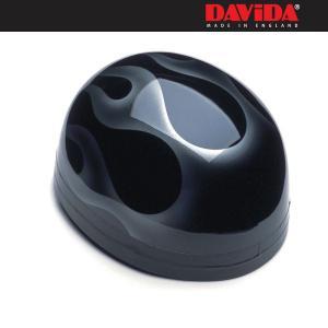 DAVIDA ダビダ クラシック ブラック/シルバーフレイム  【装飾用】|garager30