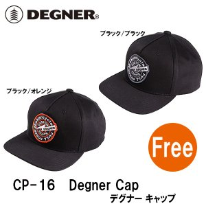 デグナー CP-16 デグナーキャップ DEGNER CP16 DEGNER CAP コットン ワッペン|garager30