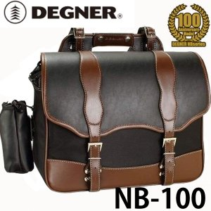 デグナー NB-100 ナイロンサドルバッグ ブラウン DEGNER サイドバッグ NB100|garager30
